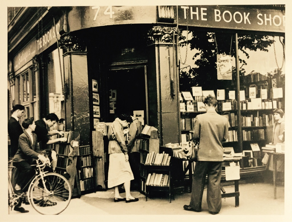 The Bookshop On the Heath ltd Logo