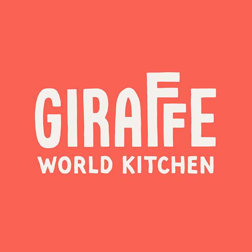 Giraffe World Kitchen Logo 1:1