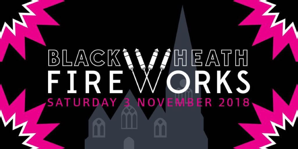 Blackheath Fireworks Display 22