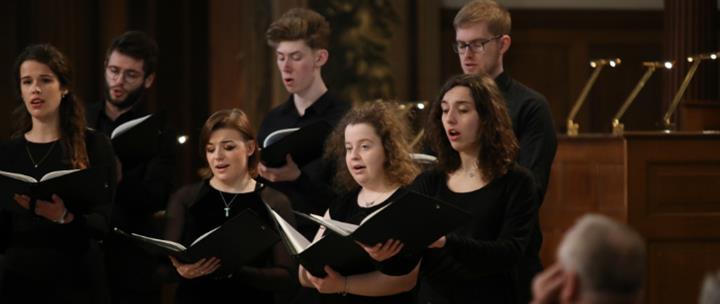 Trinity Laban Chorus 7