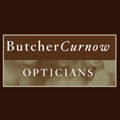 Butcher Curnow Opticians Logo