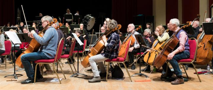 Blackheath Halls Orchestra Course Autumn 2018 23