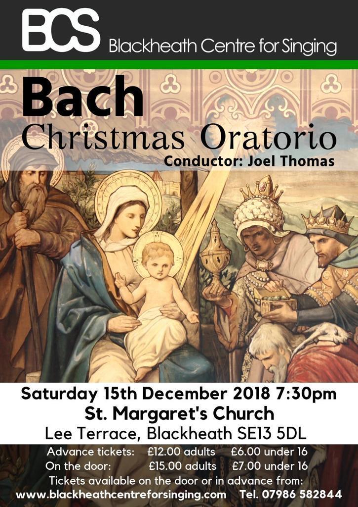 Bach Christmas Oratorio 7