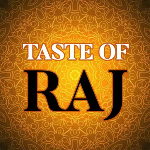 Taste of Raj Logo