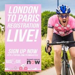 London to Paris Cycle 7