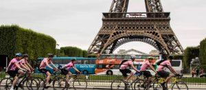London to Paris Cycle 9