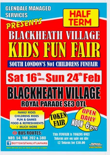 Blackheath Village Kids Fun Fair 9