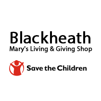 Marys Living & Giving Shop for Save the Children Logo