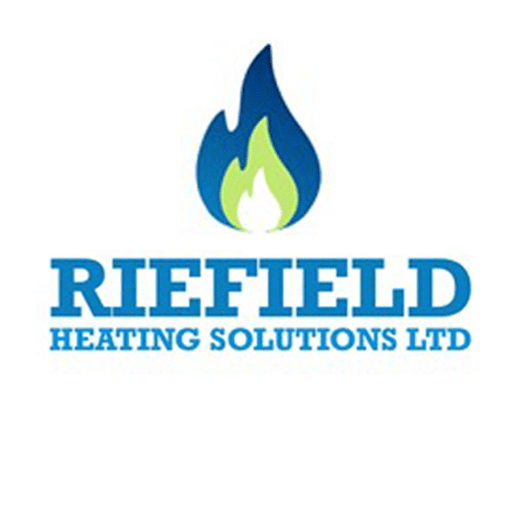 Riefield Heating Solutions Logo