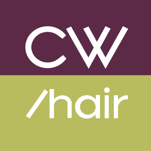 ChandlerWright Hair Logo