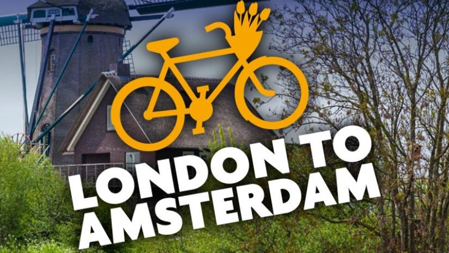 London to Amsterdam Cycle 7