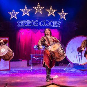 Zippo's Circus in Blackheath 28