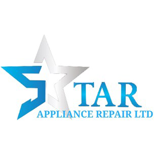 5 Star Appliance Repairs Logo