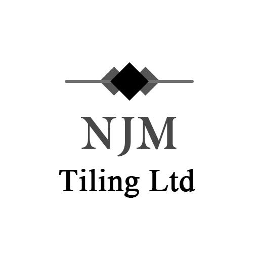 NJM Tiling ltd Logo