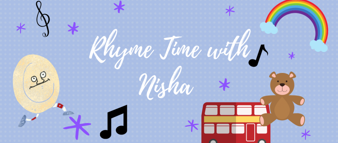 Rhyme Time with Nisha 79