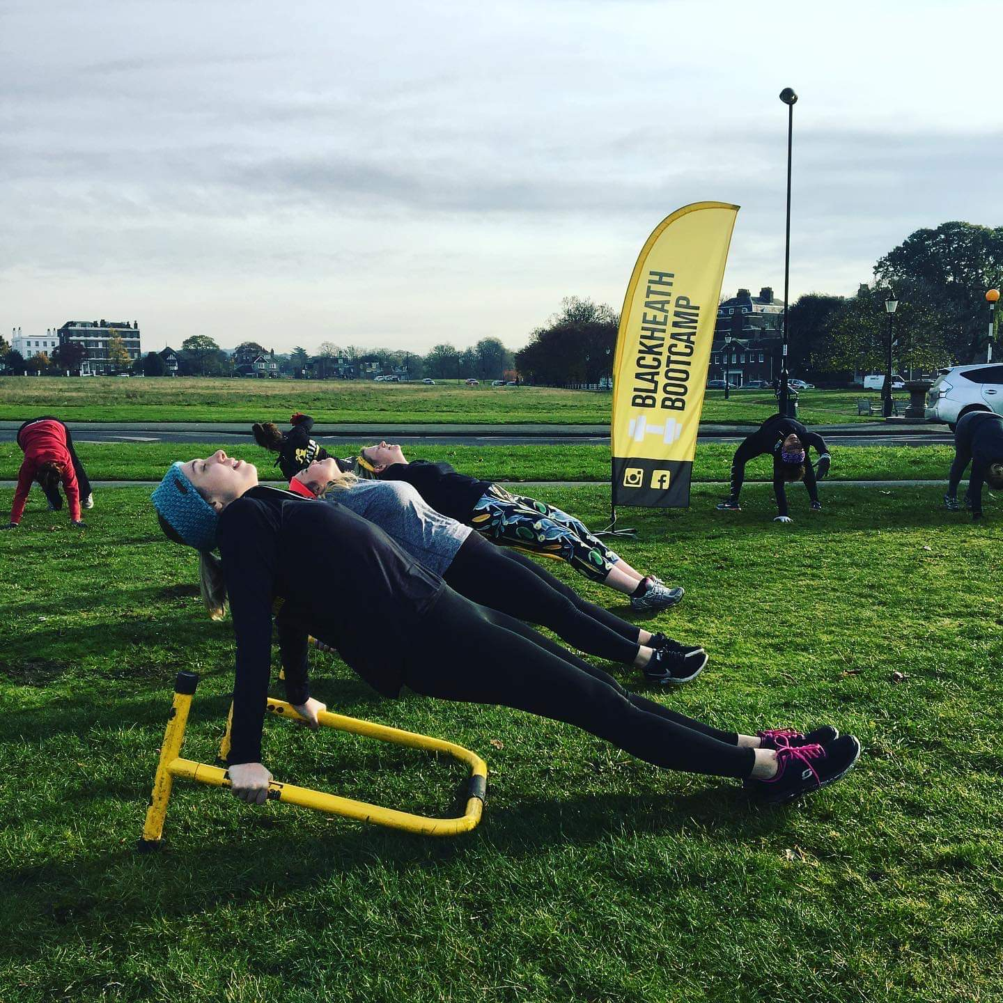 Blackheath Bootcamp 7