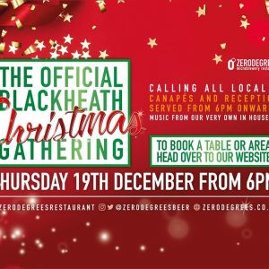 The Official Blackheath Christmas Gathering 18