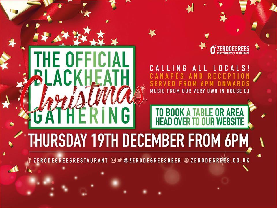 The Official Blackheath Christmas Gathering 7
