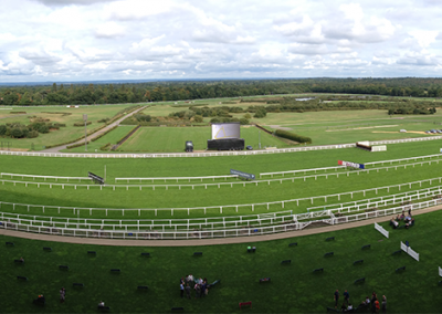 horse-track