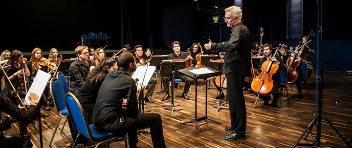 Trinity Laban String Ensemble 7