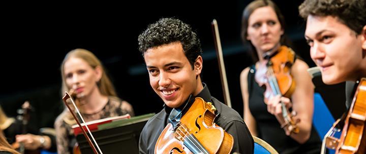 Trinity Laban Symphony Orchestra: Side by Side 7