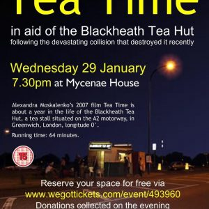 Blackheath Tea Hut Fundraising 18