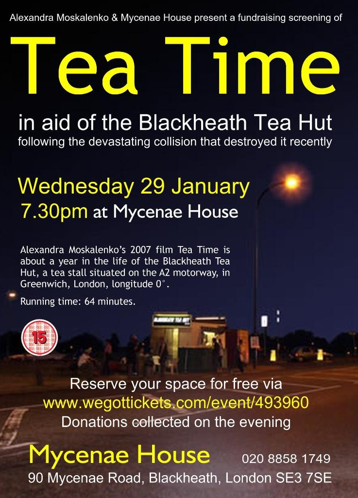 Blackheath Tea Hut Fundraising 7