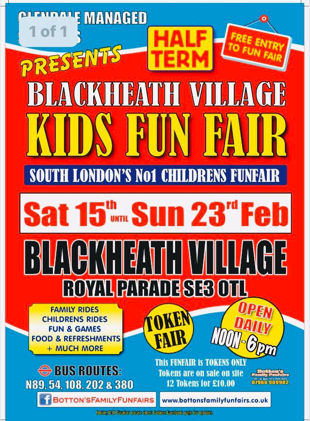 Blackheath Fun Fair 9