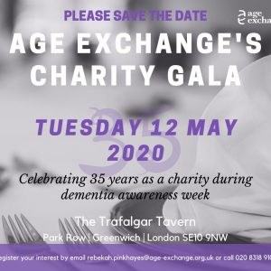Age Exchange's Charity Gala 18