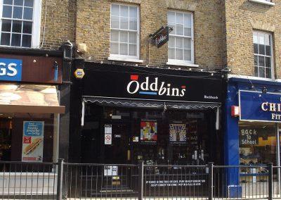 oddbins 0