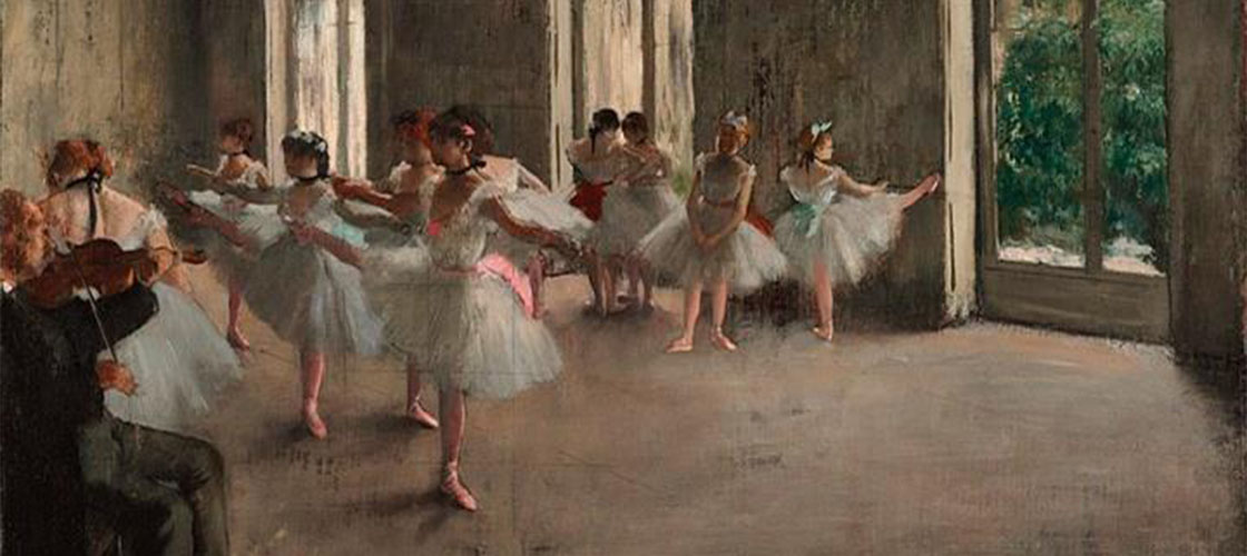 The Pleasures of Dance in Art 7