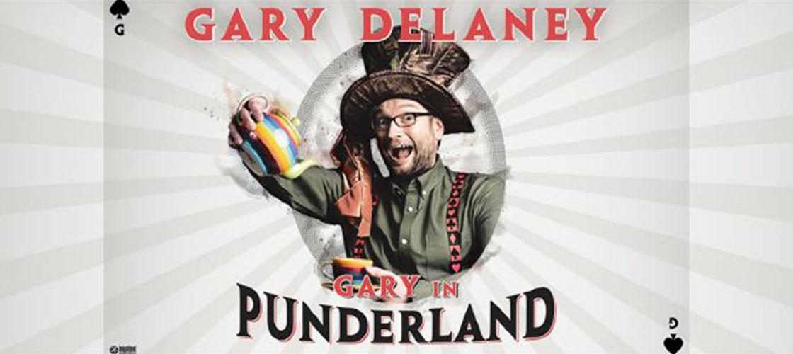 Gary Delaney: Gary in Punderland 7